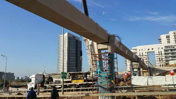 В Хайфе возведут новый мост для болельщиков