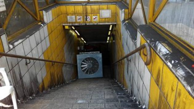 Пожар в метро «Кармелит»: начались работы по восстановлению