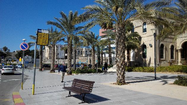 Приглашаем на пешеходную экскурсию по хайфскому району Бат-Галим