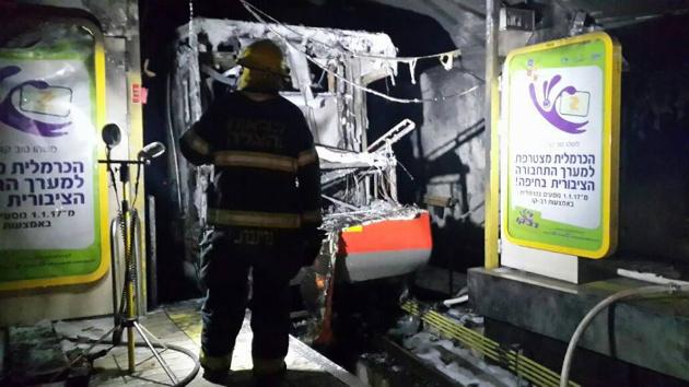 Пожар в метро: специалисты из Австрии и Италии оценивают ситацию