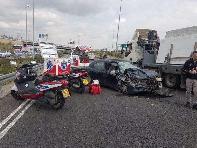 Столкнулись 5 автомобилей: 8 человек пострадали