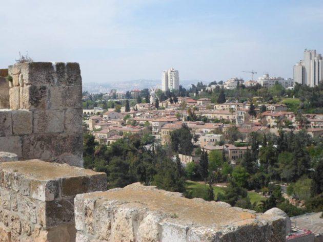 Приглашаем на экскурсию по Иерусалиму по необычному маршруту