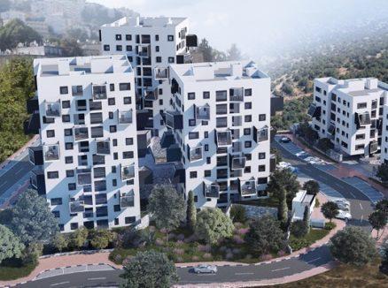 Новый жилой проект на Адаре