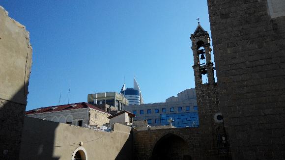 Приглашаем на НОВУЮ экскурсию по Хайфе. Маршрут: «Нижний город 2.0»