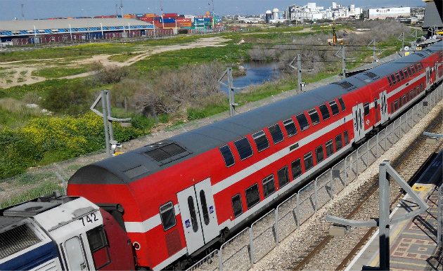 Поезд: вновь прерывается движение между севером и центром, включая аэропорт имени Бен-Гуриона