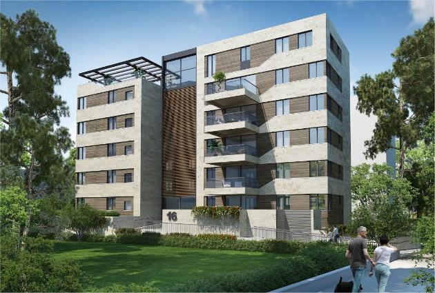Новое элитное жильё на самой модной улице Хайфы
