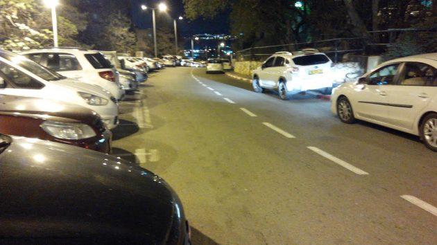 Самая загадочная проезжая часть Хайфы: из тупика превратилась в скоростную дорогу