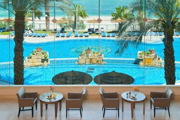 День отдыха в гостинице LEONARDO PLAZA на Мёртвом море по особой цене!