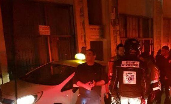 Хайфа: интенсивная стрельба в направлении жилого дома