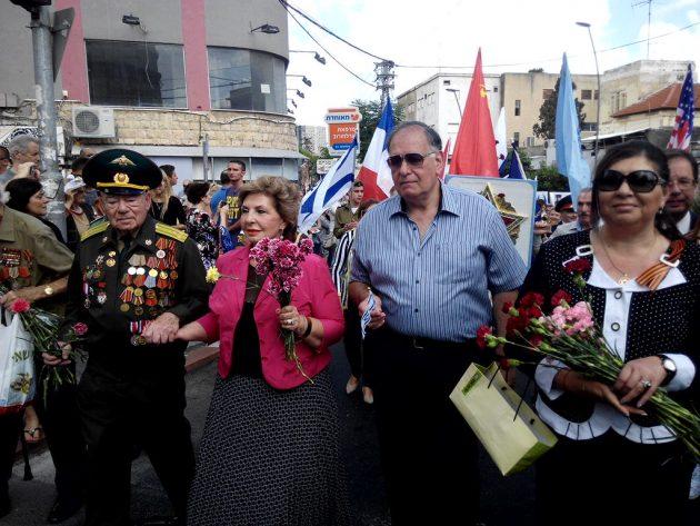 Парад Победы в Хайфе украсит выступление хора ВМФ Индии