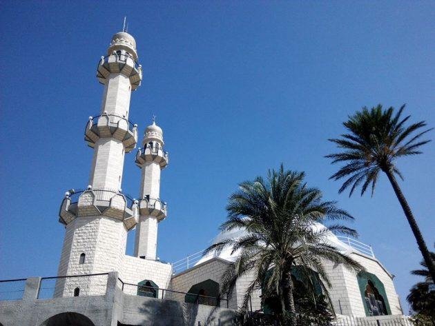 Приглашаем на экскурсию по Центральному Кармелю с посещением… мечети