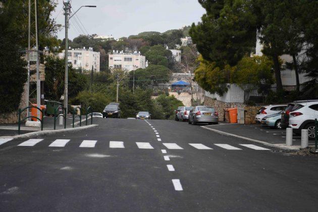 49 улиц Хайфы приведут в порядок
