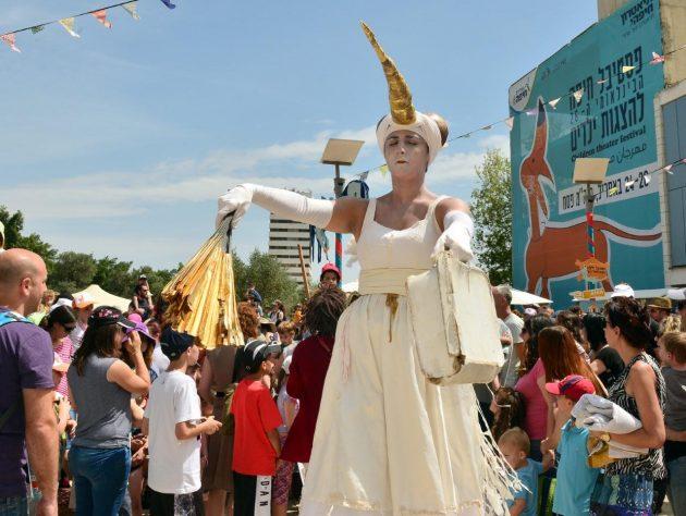 На этой неделе в Хайфе пройдёт Международный фестиваль детского театра
