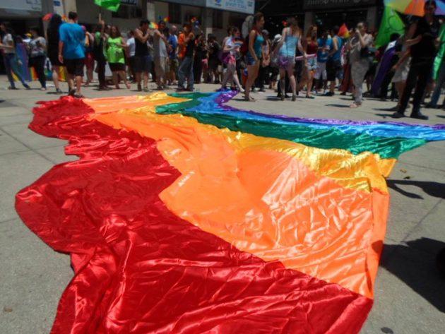«Парад гордости» в Хайфе: за выходцев из СНГ, Эфиопии и арабов