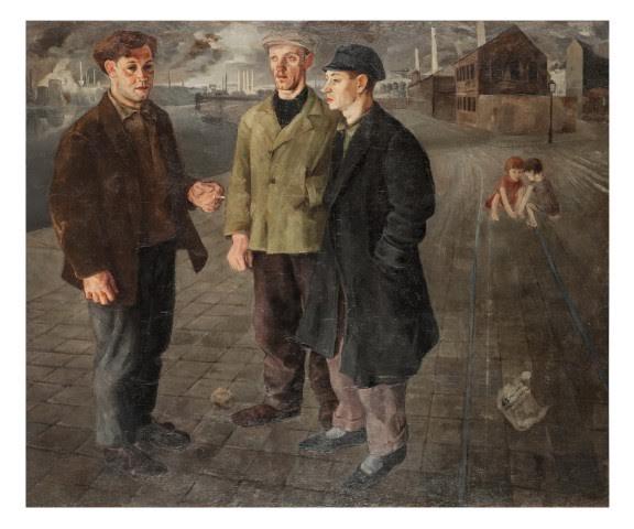 Новая выставка в Музее Германа Штрука