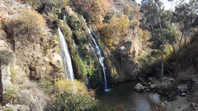 Приглашаем на экскурсию «По крайнему северу Израиля» к четырём водопадам