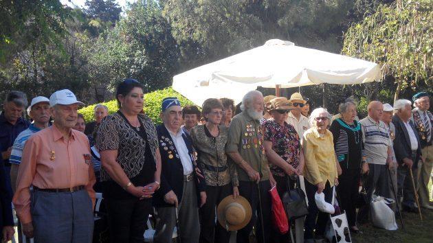 Хайфа помнит воинов-евреев Второй мировой…