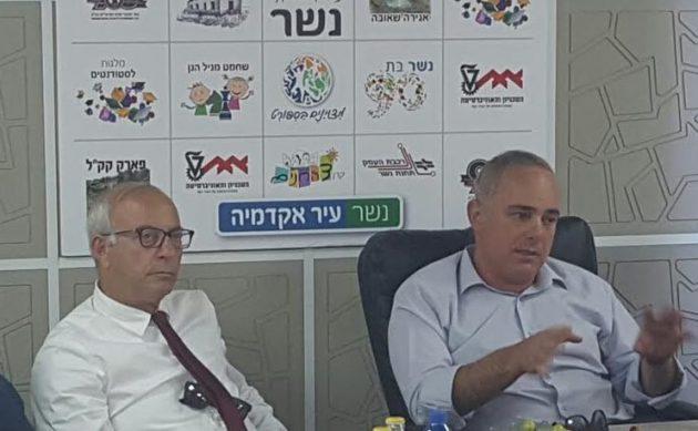 Министр пообещал Нешеру канатную дорогу