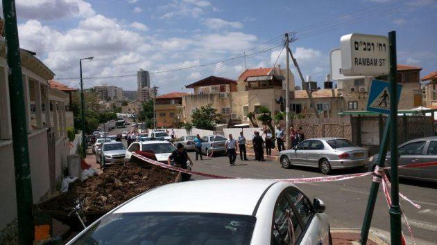Гражданин напал с ножом на полицейских и был убит