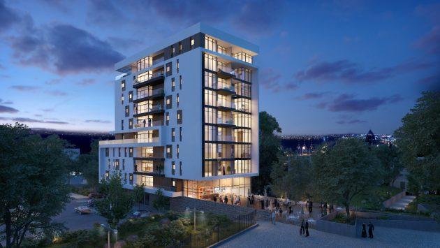 На Адаре начинают строительство новой многоэтажки
