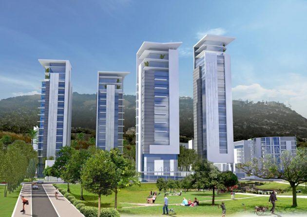 В Бат-Галиме построят 16 многоэтажек