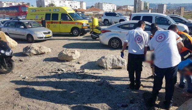На окраине Хайфы утонул подросток: его пытаются спасти