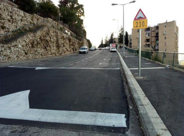 Неве-Йосэф и Неве-Ганим соединило новое шоссе с «исключениями»