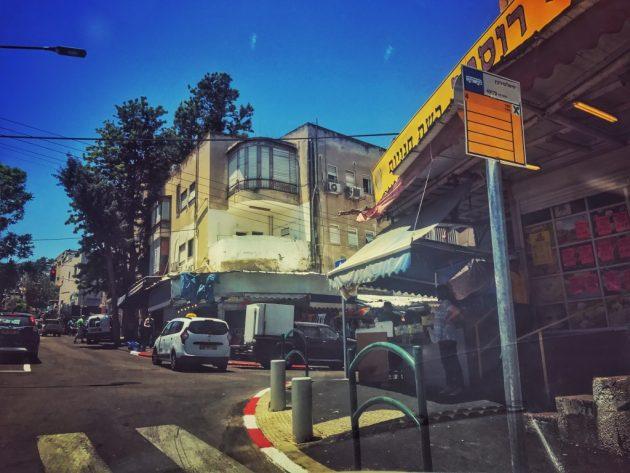 Автобусы начнут проезжать по центральному рынку Хайфы