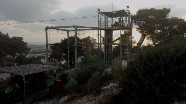 Куда поехать с детьми (и без): экстрим-парк недалеко от Хайфы (видео)