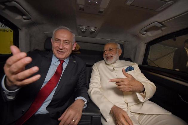 Премьер-министр Индии сегодня в Хайфе: церемонии и пробки