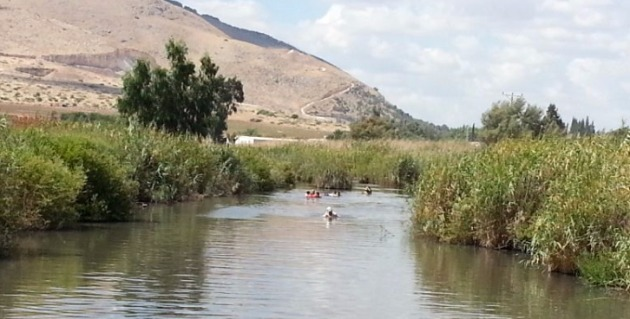 Приглашаем на «мокрую» экскурсию в Долину источников