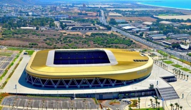 «Эффект нового стадиона» в Хайфе не иссякает