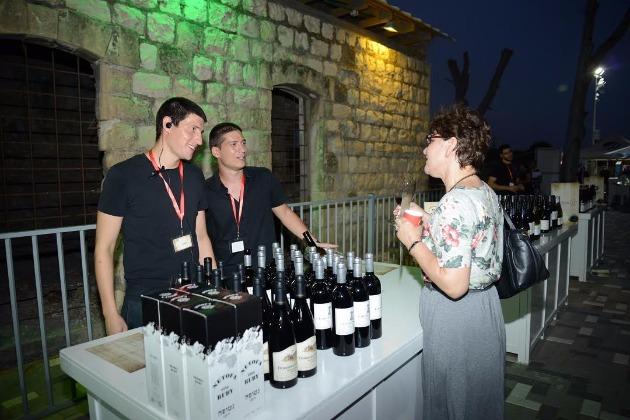 Феативаль вина «Ле хаим» приглашает…