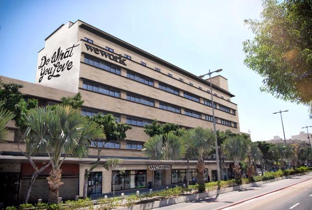 Американский гигант WeWork открывает отделение в Хайфе