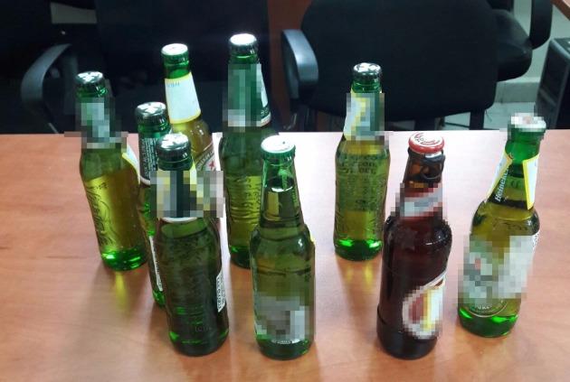 В Хайфе продают алкоголь несовершеннолетним