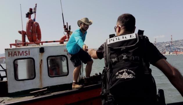 Знакомьтесь: Хайфская морская полиция