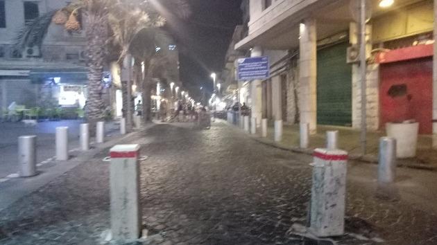 По просьбе владельцев кафе и баров: новая пешеходная зона