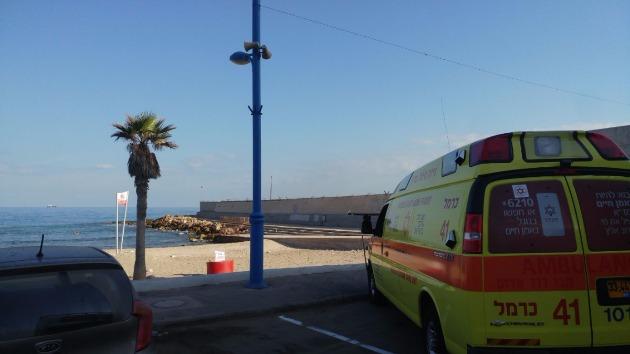 Трагедия на хайфском пляже