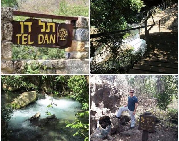 Приглашаем на экскурсию: заповедник Тель-Дан, вода, природа, рыба, шоколад…
