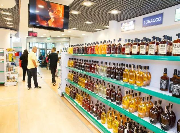 В Хайфском аэропорту открыли магазин «Дьюти Фри»