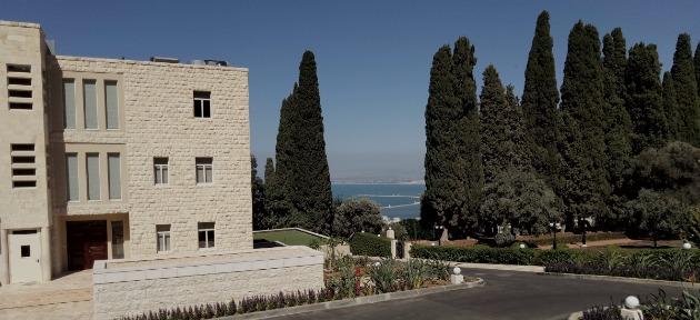 История нового здания Всемирного центра бахаи в Хайфе