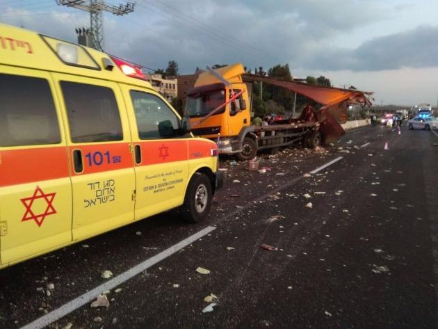 Трагедия на обочине шоссе