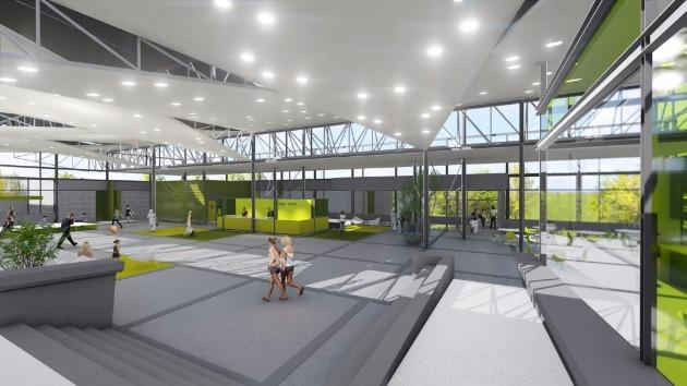 Главный центр Неве-Шаанана скоро будет обновлён