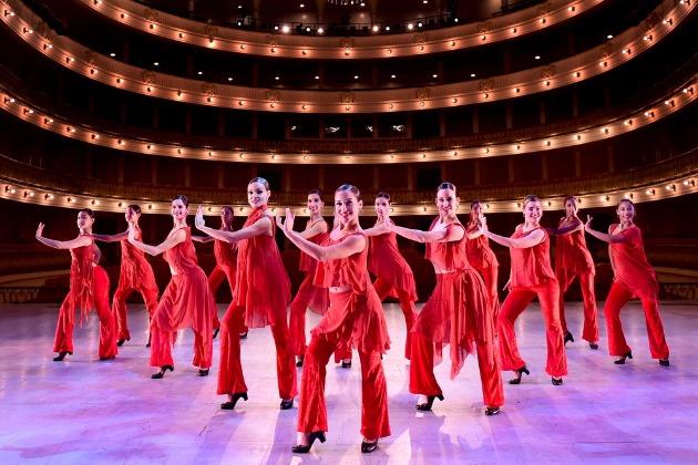Кубинский шоу-балет Лист Альфонсо впервые выступит в Израиле
