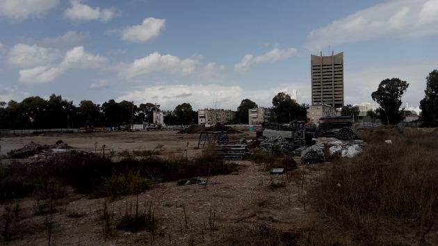 В Кирьят-Элиэзере началось строительство нового микрорайона