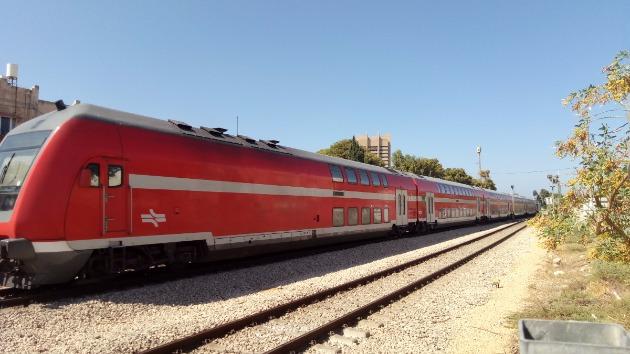 Почти неделю: поезда с севера прекратят движение в центр страны и аэропорт им. Бен-Гуриона