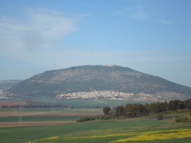 Приглашаем на экскурсию по достопримечательностям горы Тавор и её окрестностям