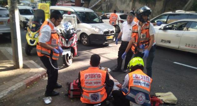 Адар: проезжавшим автомобилем сбита пожилая женщина