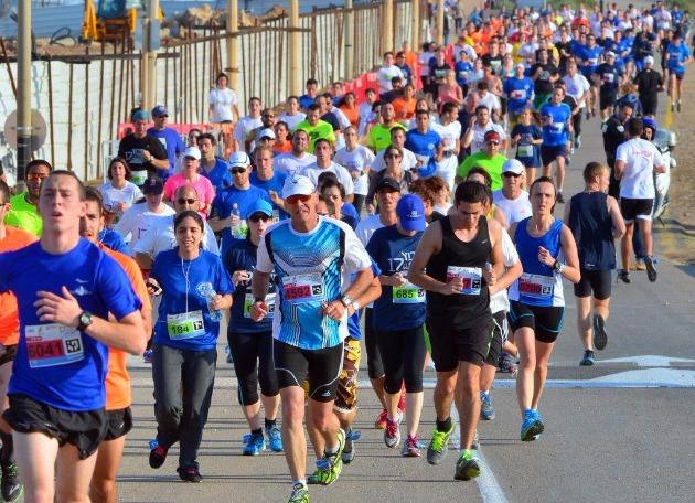 2 ноября в Хайфе стартует 21-й ежегодный марафон Saucony