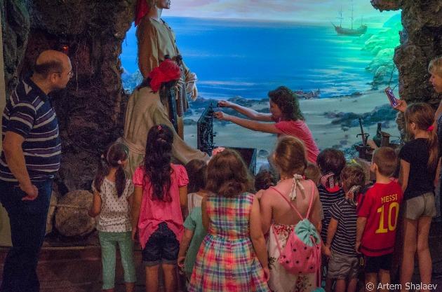 Суккот для всей семьи в музеях Хайфы: новые выставки и творческие мастер-классы